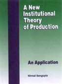 A NEW INSTITUTIONAL THEORY OF PRODUCTION: An Application