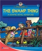 The Swamp Thing: A Graphic Novel Adventure (Mercer Mayers Critter Kids Adventures)