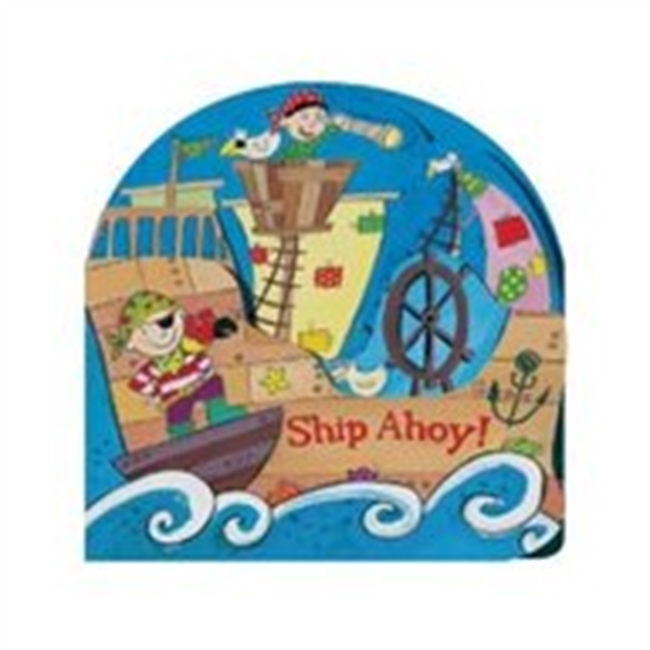 Ship Ahoy! Window Board Book