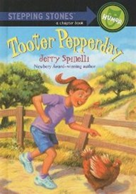 Tooter Pepperday (First Stepping Stone Book)