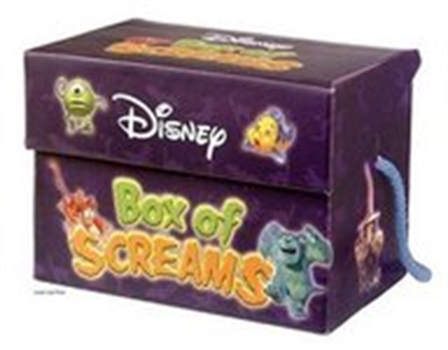 Disney Box of Screams Boxed Set