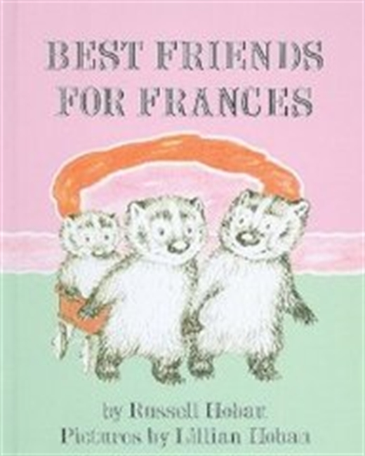 Best Friends For Frances (Trophy Picture Books)