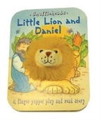 Little Lion and Daniel (Snuffleheads Puppet Books)