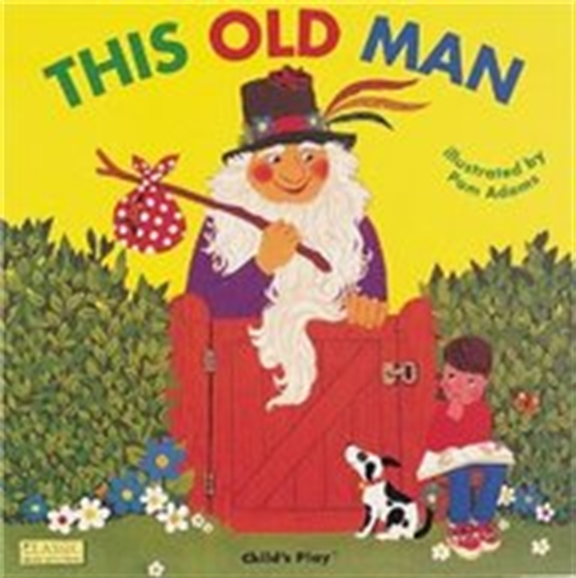 This Old Man (Books With Holes)