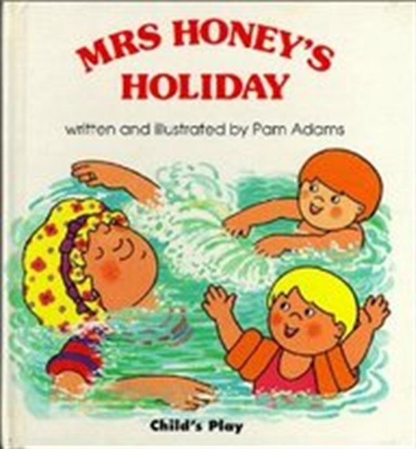 Mrs Honeys Holiday (Early Reading)
