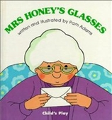 Mrs Honeys Glasses (Early Reading - Mrs Honey Series)
