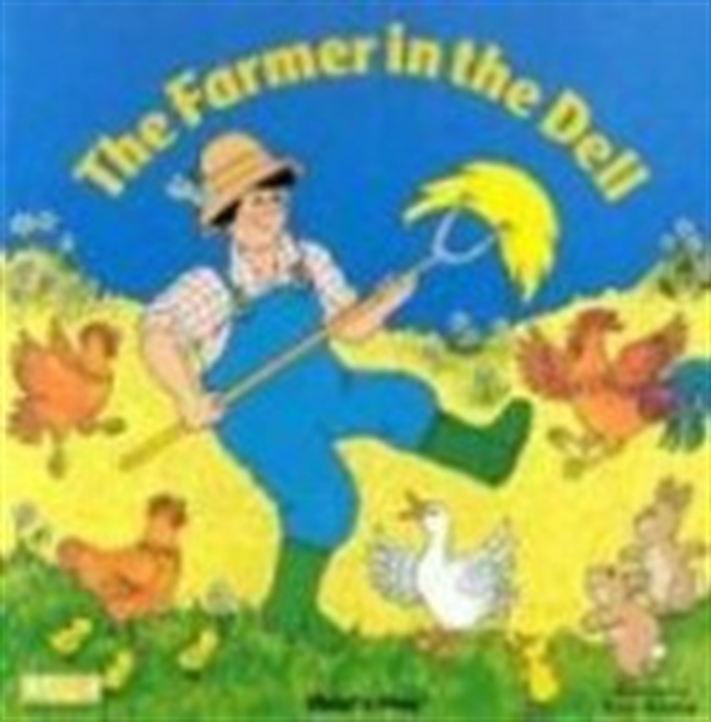 The Farmer in the Dell (Books with Holes)