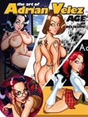 Art of Adrian Velez: AGE of Delights!