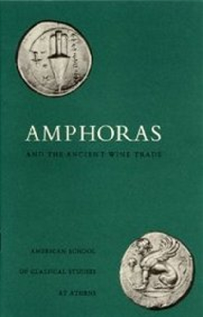 Amphoras and the Ancient Wine Trade (Agora Picture Book)