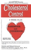 Cholesterol Control 3-Week Plan Handbook And Cookbook