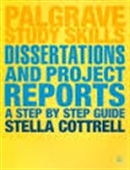 Palgrave Study Skills Dissertations And Project Reports A Step by Step Guide