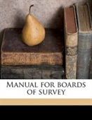 Manual for boards of survey
