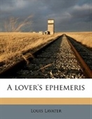 A lovers ephemeris