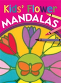 Kids Flower Mandalas