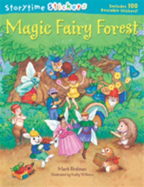 Storytime Stickers: Magic Fairy Forest
