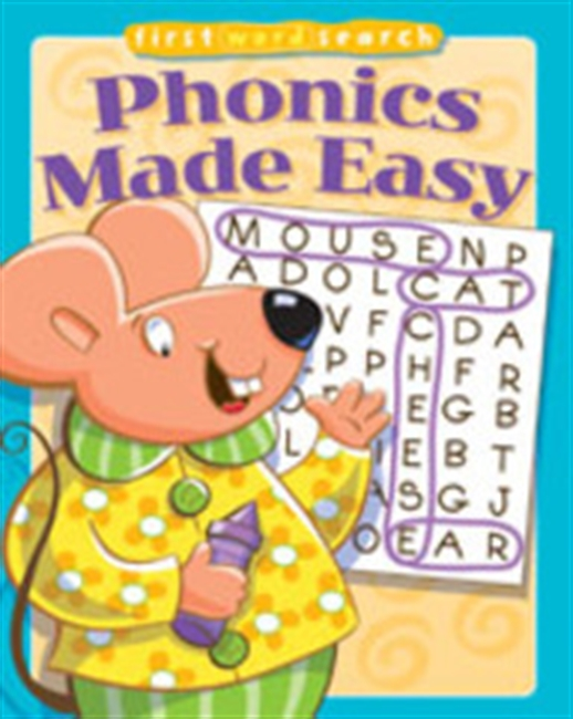 Phonics Made Easy (First Word Search)