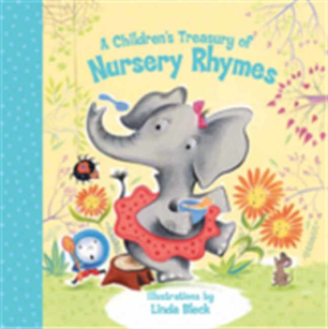 A Childrens Treasury of Nursery Rhymes