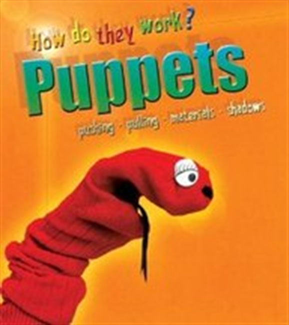 Puppets (Heinemann First Library)