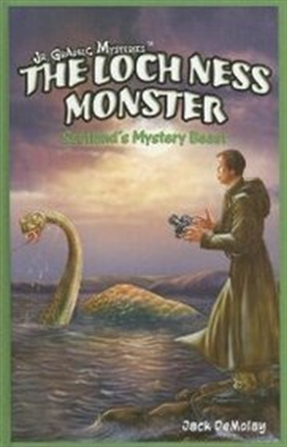 The Loch Ness Monster: Scotlands Mystery Beast (JR. Graphic Mysteries)