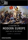 A History of Modern Europe : From 1815 to The Present