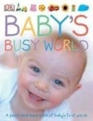 Babys Busy World: A Point And Learn Book Of Babys First Words (Dk Preschool)
