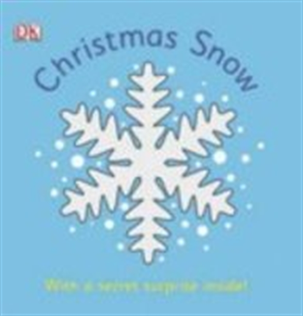Christmas Snow Sparkle Book