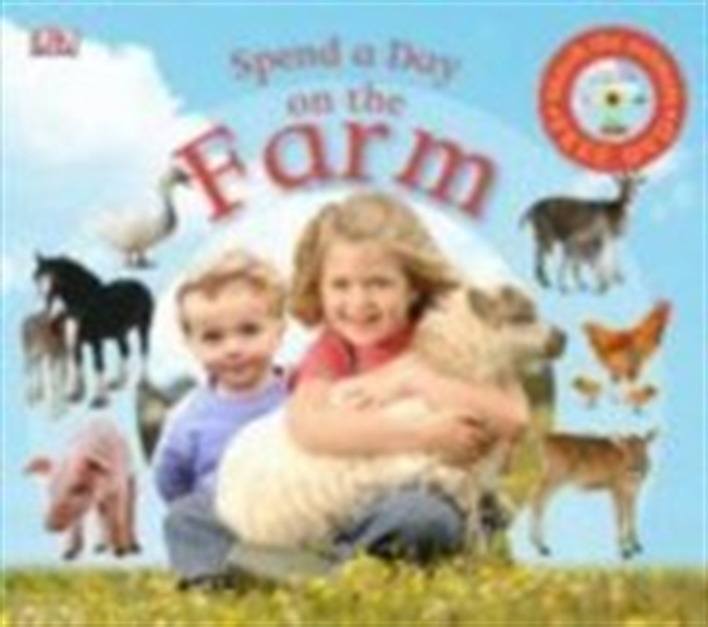 Spend A Day On The Farm (Book & Dvd)