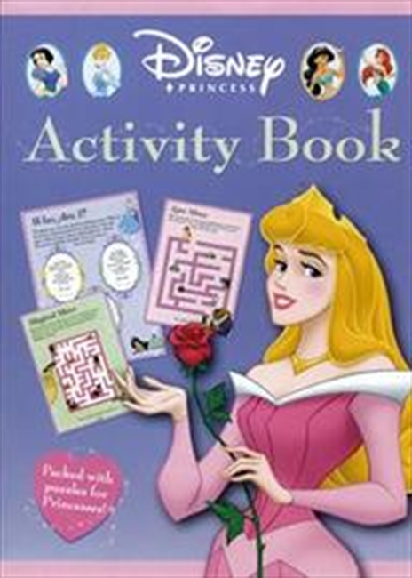 Disney Princess Activity Book (Disney Activity)