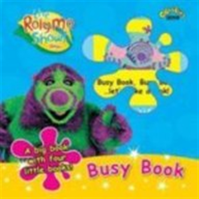 """ Roly Mo "" Show: A Big Book With Four Little Books! (Fimbles)"