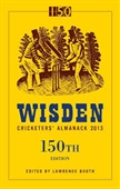Wisden Cricketers Almanack 2013 150th Edition