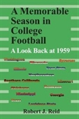 A Memorable Season In College Football: A Look Back At 1959