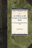An Address To The People Of The United States (Military History)