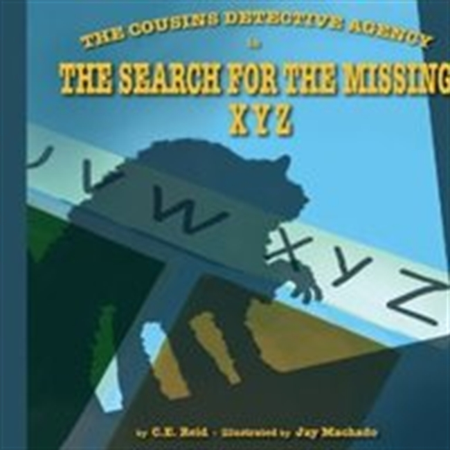 The Cousins Detective Agency: In the Search for the Missing X, Y, Z