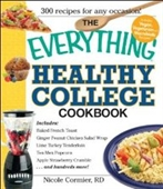 The Everything Healthy College Cookbook (Everything Series)