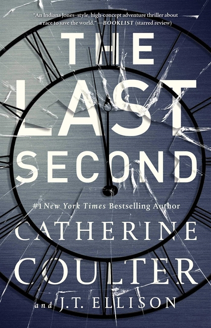 The Last Second (Volume 6) (A Brit in the FBI)