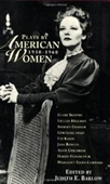 Plays By American Women: 1930-1960 (Applause Books For Young Readers)