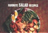 Favorite Salad Recipes (Magnetic Book)