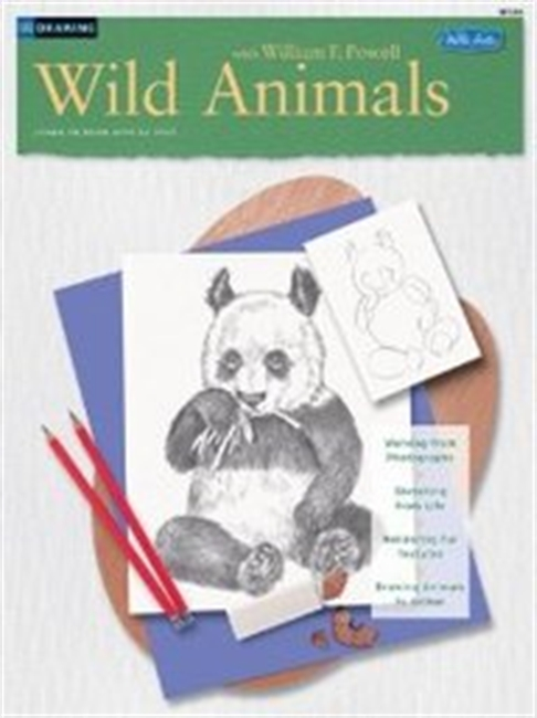 Drawing: Wild Animals With William F. Powell (Ht284)