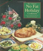 The Almost No-Fat Holiday Cookbook: Festive Vegetarian Recipes