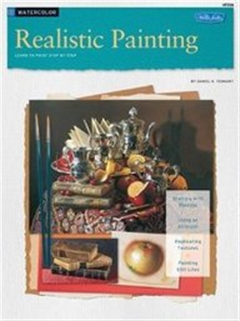 Watercolor: Realistic Painting: Learn To Paint Step By Step (How To Draw And Paint)