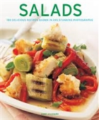 Salads : 180 Delicious Recipes Shown in 245 Stunning Photographs
