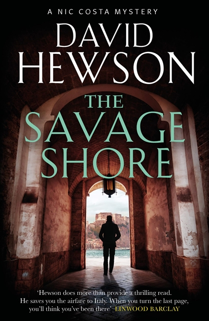 The Savage Shore (Nic Costa thriller)