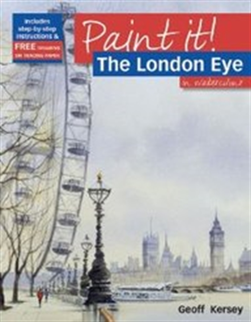 The London Eye In Watercolour (Paint It!)