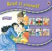 Read It Yourself Book Box: Level 4: Set of 6 Titles