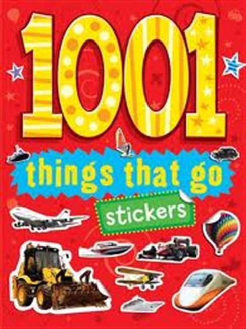 1001 THINGS THAT GO