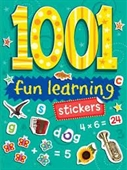 1001 FUN LEARNING STICKER BOOKS