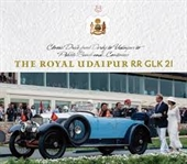 The Royal Udaipur RR GLK 21 : Classic Drive From Derby to Udaipur To People Beach And.. Continues