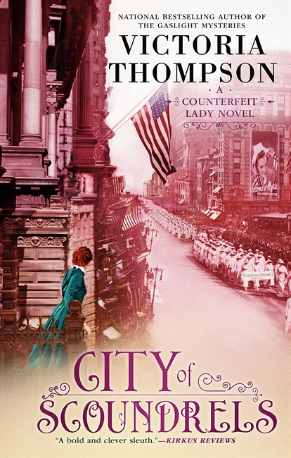 City of Scoundrels (A Counterfeit Lady Novel)