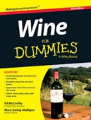 Wine For Dummies A Wiley Brand