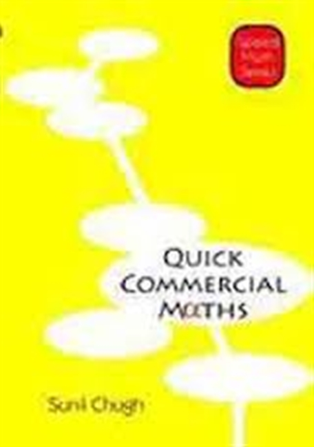 Quick Commercial Maths